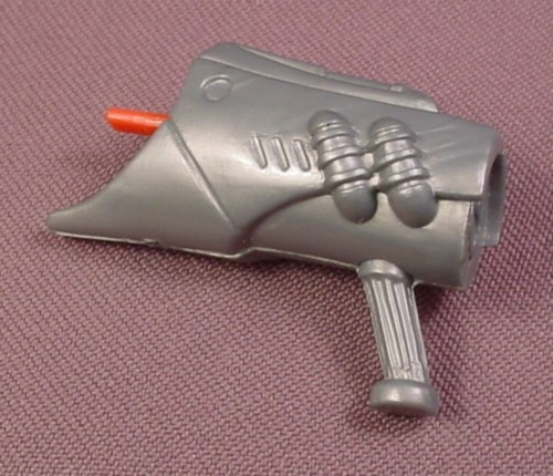 Batman Laser Missile Launcher Weapon Accessory For Cyborg Batman Action Figure