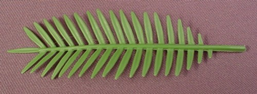 Playmobil Wide Palm Frond, 4 Inches Long, Victorian, 3175A 3175B 3954 3957 4242 4246 5305 5312 5316