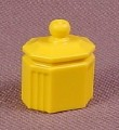 Playmobil Yellow Victorian Style Canister, 3848 5313 7781, 30 09 0540