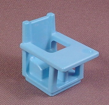 Playmobil Victorian Blue Highchair For Baby, High Chair, 4145 5313 5763 6226, 30 61 1130