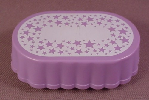 Playmobil Victorian Purple Oval Table With Long Tablecloth, 5511, Birthday Party