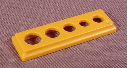 Playmobil Board With Holes For Scale Weights 3246 5341 Victorian Produce Stand Farm