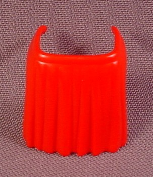 Playmobil Red Apron, Lower Body Gathered, 3627 5341, Victorian, Castle