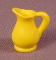 Playmobil Yellow Victorian Style Water Jug Or Pitcher With A Handle, 5325, 30 61 2520