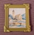 Playmobil Gold Picture Frame With Picture Sticker, 5300, Victorian Doll House