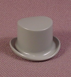 Playmobil Gray Top Hat Tophat, 3346X 5339 5350 5509 5601 7218, Victorian Wedding