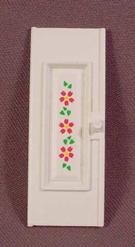 Playmobil White Door For A Wardrobe, 5312, Victorian Children's Bedroom, 30 64 0000