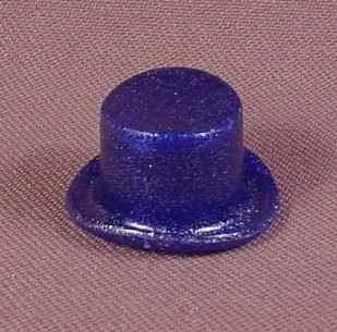 Playmobil Glittery Blue Top Hat Tophat 45a1b5853471