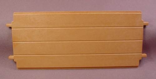 Playmobil Brown Wood Plank Floor, 7 1/4 Inches Long, 3030 3440 3441 3442 3443 3445 3448 3449 3450