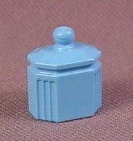 Playmobil Blue Victorian Canister, 4251 4286 5322 6521 7048 7469, 30 06 0040
