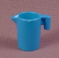 Playmobil Blue Water Pitcher With A Handle, 3249X 3258 3279X 3486 3498 3540, Mobile Home Camper