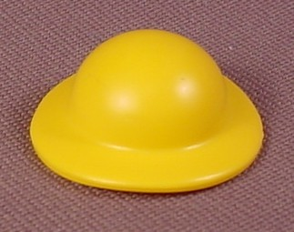 Playmobil Yellow Child Size Hat With A Wide Brim, 3008 3223 3365X, 30 04 4660