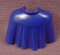 Playmobil Dark Blue Half Length Cloak Or Cape, 3030 3037 9970, Knights, 30 20 7950