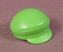 Playmobil Light Green Victorian Style Child Size Cap With A Bill, 5511, 30 20 3710