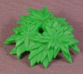 Playmobil Green Leaf Base With 2 Stems For Flowers, 3015 3017 3019 3077 3136 3226 3235 4056 4250
