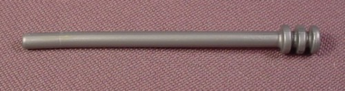Playmobil Silver Gray Cannon Ram Rod Or Rammer, 3729 3784 7619 7683, Grey, 30 60 7820