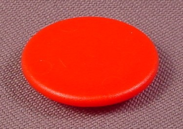 Playmobil Round Red Seat Cushion For A Four Leg Stool, Furniture, 3964 3967, Children's Room