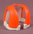 Playmobil Orange & White Life Jacket Or Lifejacket, 3190 3321 3941 4096 4180 4428 4448 4471 4489