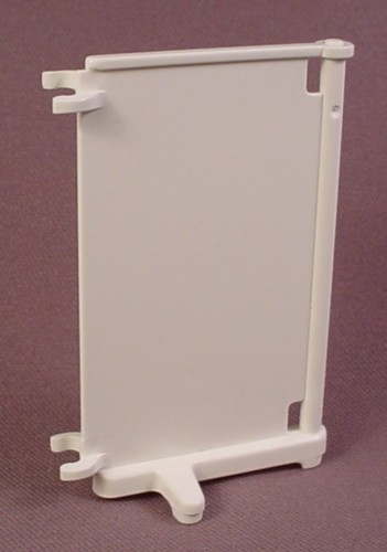 Playmobil White Partition Screen For An Operating Room Or Dentist's Office