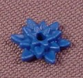 Playmobil Dark Blue Flower Blossom 6 Layered Petals 4158 4198 4484 Water Lily Fairy