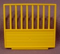 Playmobil Yellow Stable Or Stall Divider Wall, 3436 3775 4060 5960, Farm, Ranch, 30 04 5800