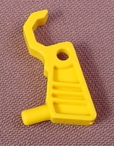 Playmobil Astronaut Yellow Tool With Clamp Pivot, 3320X 3508 3535 3557 3558 3589 3591, Playmospace