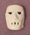 Tmnt Face Mask Accessory, 2003 Casey Jones Action Figure, Ninja Turtles