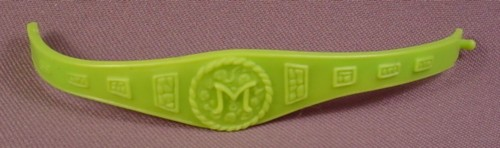 TMNT MWFChampionship Wrestling Belt Accessory, 1991 Shell Slammin Mike Figure
