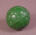 Tmnt Green Turtle Textured Soccer Ball Accessory, 1991 Shell Kickin' Raph Figure