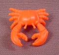 TMNT The Crab Figure Accessory, 1990 Ray Fillet Action Figure, Mutant Ninja Turtles