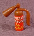 Tmnt Flick Fire Extinguisher Accessory, 1992 Movie Star Don Action Figure