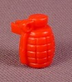 Tmnt Green-Getting Grenade Weapon Accessory, 1992 Mutatin' Rocksteady Figure
