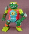 TMNT Mike The Sewer Surfer Action Figure, 1990 Playmates, Ninja Turtles