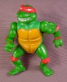 TMNT Breakfightin' Raphael Action Figure, 1989 Playmates, Wacky Action Series