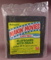Mcdonalds 1993 Makin' Movies Clapboard With Chalk Toy Sealed In Original Bag
