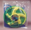 Mcdonalds 2006 Nintendo Donkey King Throw And Go Spinner Toy, Sealed