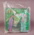 Mcdonalds 2004 Polly Pocket Lea With Sleeping Bag Toy, Sealed, #8