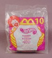 Mcdonalds 1999 Hot Wheels Maximizer Toy, Sealed In Original Bag, #10