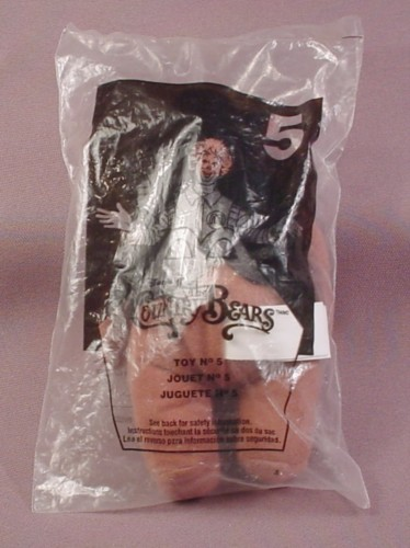 Mcdonalds 2002 Disney Country Bears Tennessee O'Neal Toy, Sealed, #5