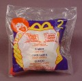 Mcdonalds 1999 Disney Winnie The Pooh Rabbit With Clip Toy, Sealed, #2