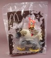 Mcdonalds 2008 El Tigre White Pantera Toy, Sealed In Original Bag, #2