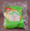 Mcdonalds 2001 Disney Mickey Mania Daisy Duck Toy, Sealed In Bag, #2