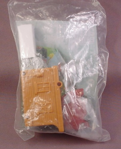 Burger King 2006 The Ant Bully Exterminator Van Launcher Toy, Sealed