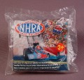 Wendy's Nhra Drag Racing Toy, Sealed In Original Bag