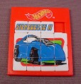Hot Wheels Silhouette Ii Slide Puzzle, 2 1/2