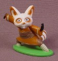 Disney Kung Fu Panda Master Shifu PVC Figure On A Base, 1 7/8 Inches Tall, Decopac, Disney Figurine