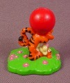 Disney Winnie The Pooh Tigger Balancing A Ball On His Back Legs