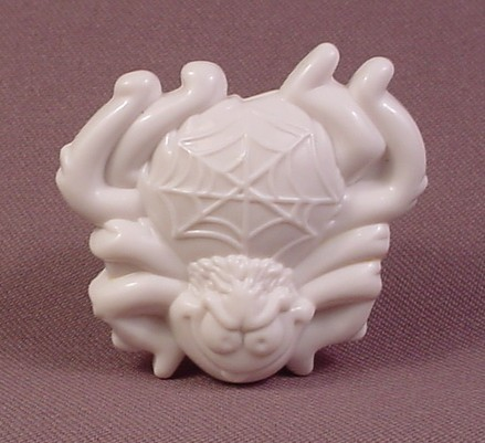 McDonalds 2000 Crazy Bones, White Webs, 2 Inches Tall
