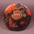 "Pinback Button 2 1/4"" Round, 1983 Star Wars Gamorrean Guard"