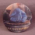 "Pinback Button 2 1/4"" Round, 1983 Star Wars Max Rebo"